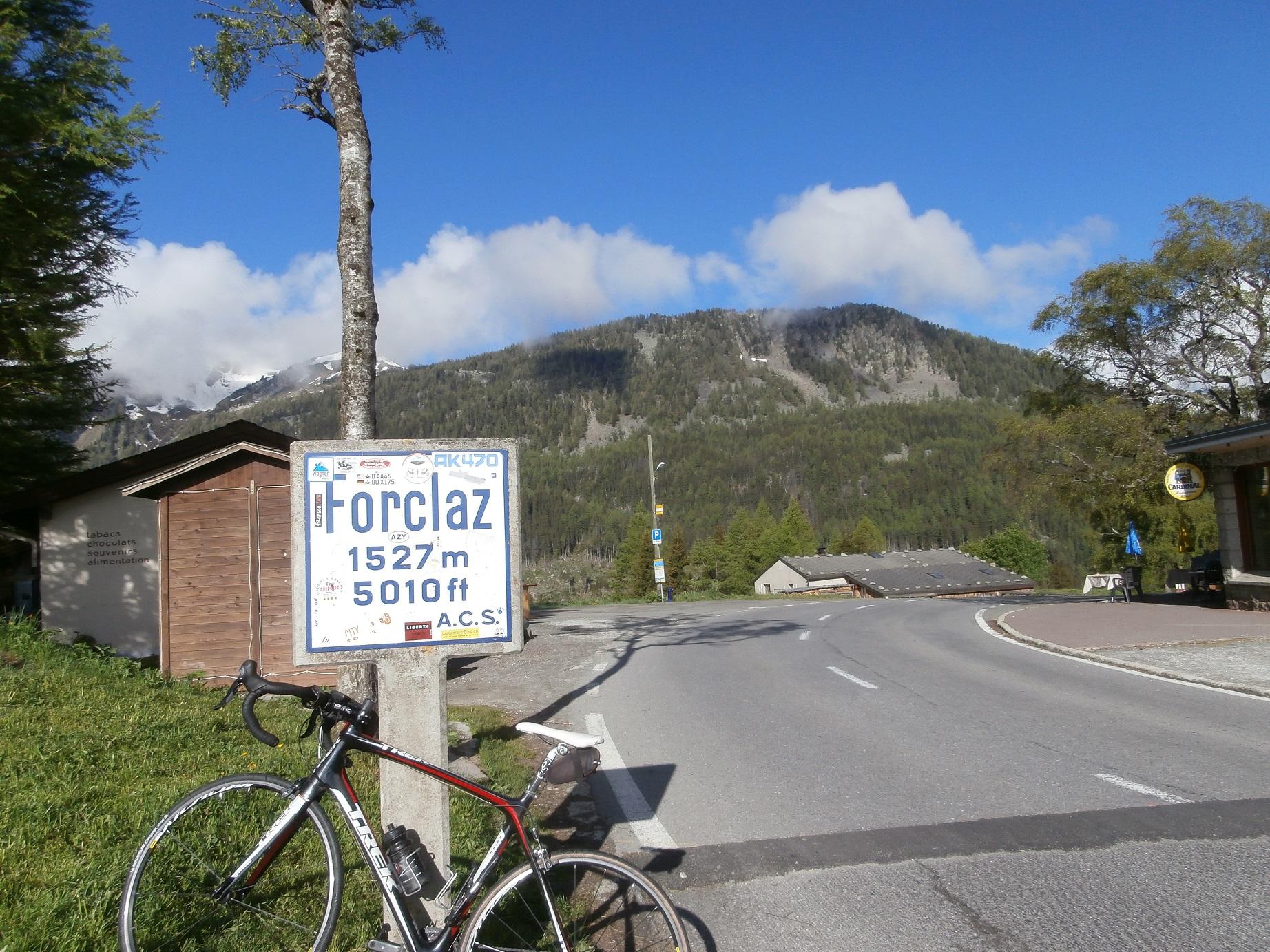 Forclaz 8